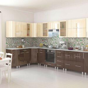 Кухня мдф Арабика