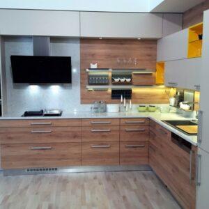 Кухня Egger Леффи