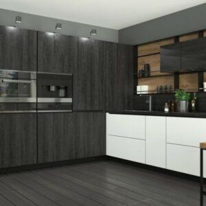 Кухня TSS Cleaf Рикади