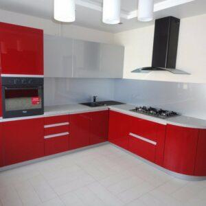 Кухня эмаль Милка