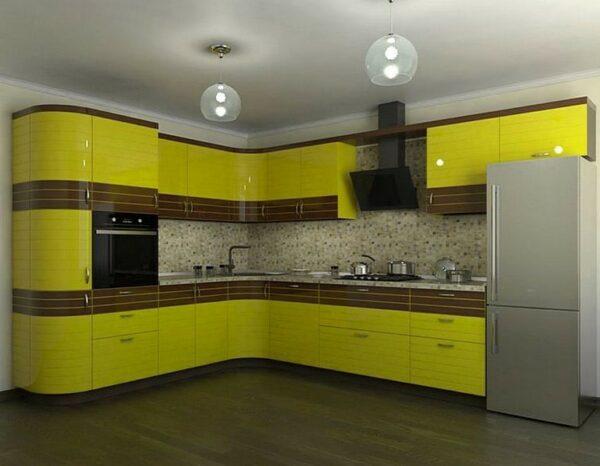 Кухня эмаль Полли
