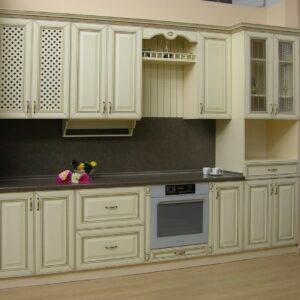 Кухня массив Миранда