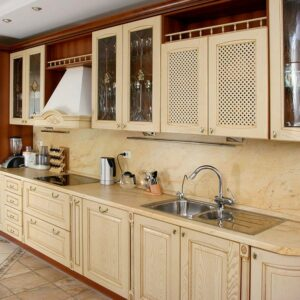 Кухня массив Оделис