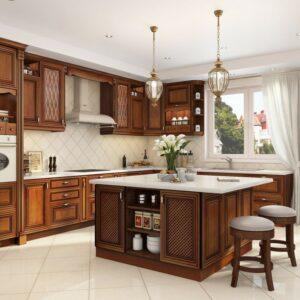 Кухня массив Назира