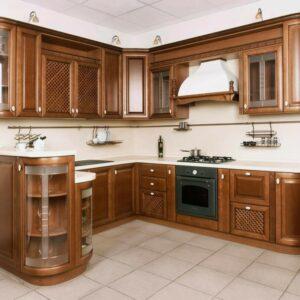 Кухня массив Оккервиль