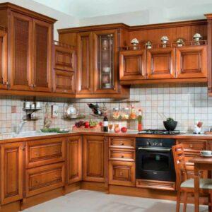 Кухня массив Августина