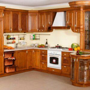 Кухня массив Джанни