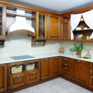 Кухня массив Рамона