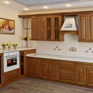 Кухня массив Андин