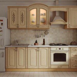 Кухня патина Лилу