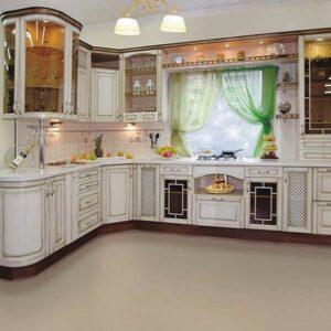 Кухня патина Восточная