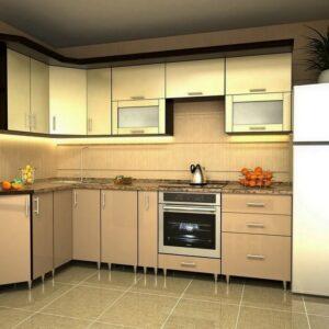 Кухня пластик Кармен