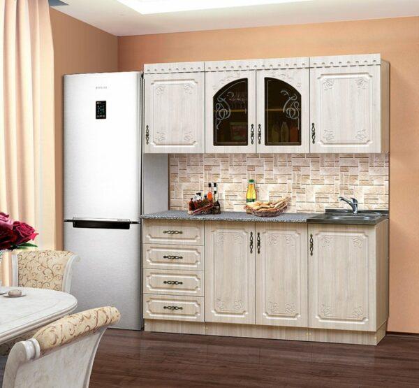 Кухня мдф Олива