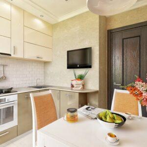 Маленькая кухня Пратико