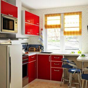 Кухня маленькая Витрум