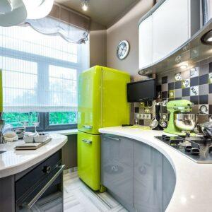 Кухня маленькая Леона