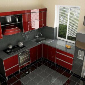 Кухня маленькая Вега