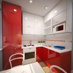 Кухня маленькая Редди