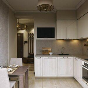 Кухня маленькая Алжир