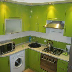 Кухня маленькая Кристан