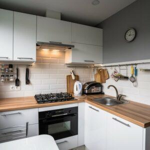 Кухня маленькая Аквамар