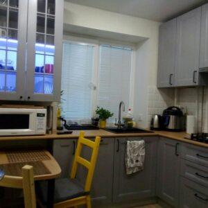 Кухня маленькая Гербер