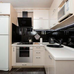 Кухня маленькая Манс