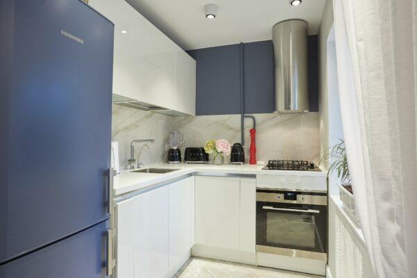 Кухня маленькая Оридан