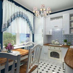 Кухня маленькая Ирис