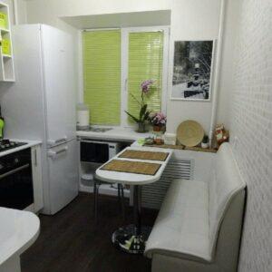 Кухня маленькая Имола