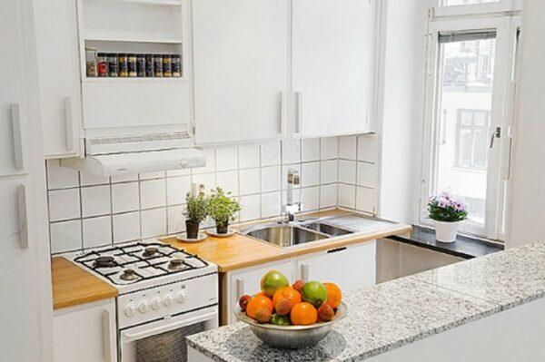 Кухня маленькая Палермо