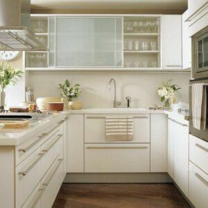 Кухня п-образная Астрис