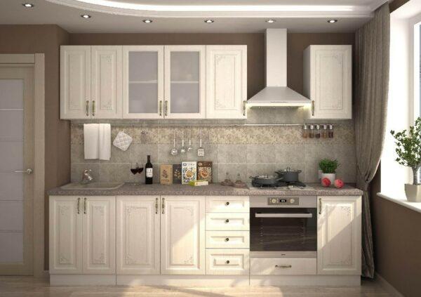 Кухня прямая Софитто
