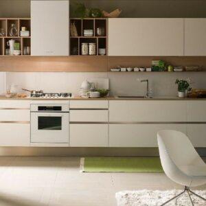 Кухня прямая Ольена