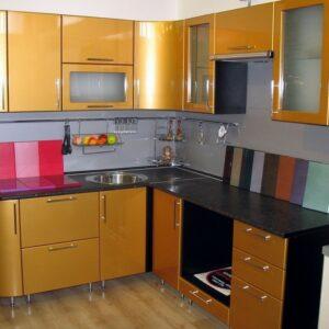 Кухня угловая Совиньон