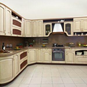 Кухня угловая Комби