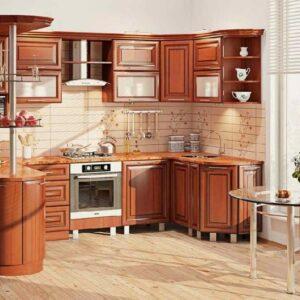Кухня угловая Анниэль