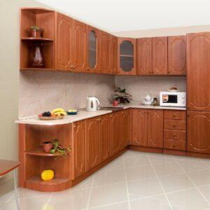 Кухня угловая Сильваро
