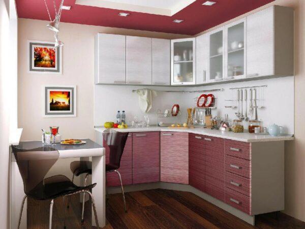 Кухня угловая Лалия