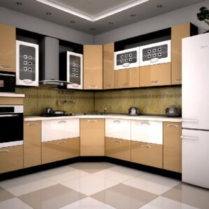 Кухня угловая Сильвира