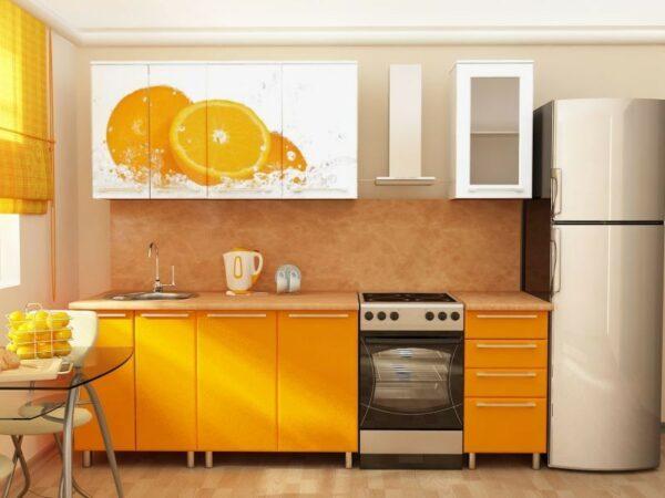 Кухня эконом Милана