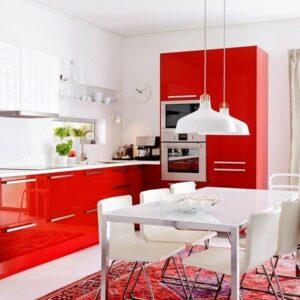 Красная кухня Джулио
