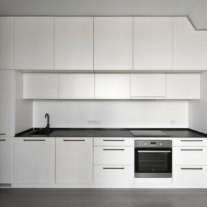 Кухня белая Морей