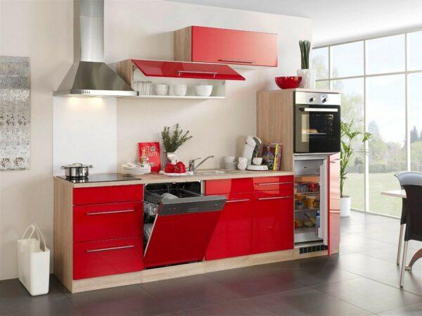 Красная кухня Стронг