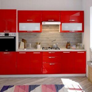 Красная кухня Кейн