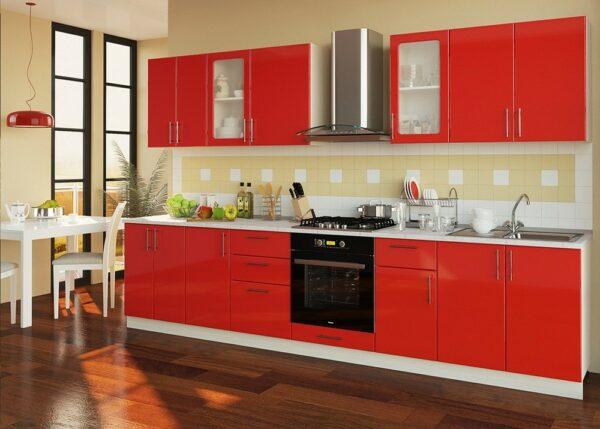 Красная кухня Кэрол