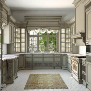 Кухня классическая Бариса