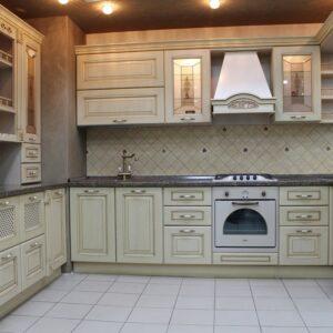 Кухня классическая Дрезден