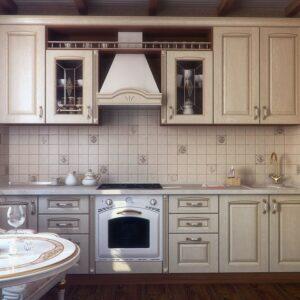 Кухня классическая Неаполис