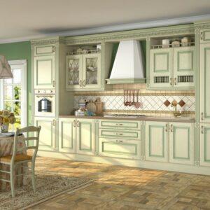 Кухня классическая Кабриоль